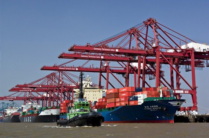 Paperless Transactions Speed Container Traffic at APM Terminals Mumbai