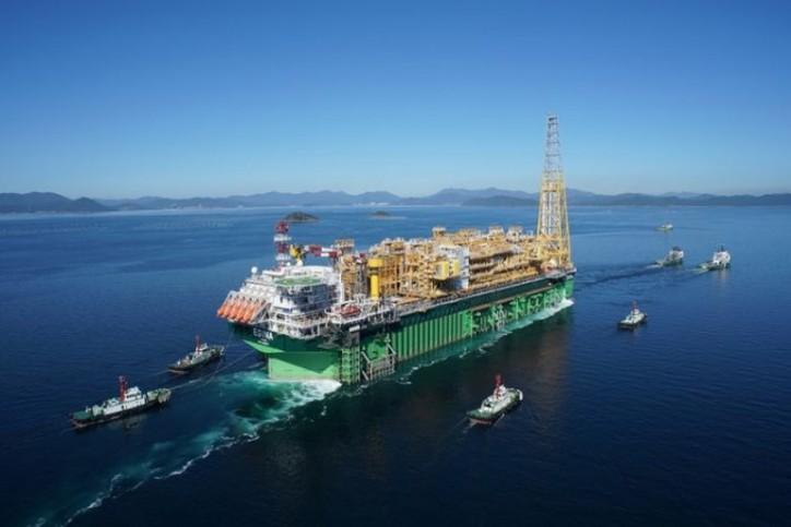 Aqualis Offshore to position Egina FPSO