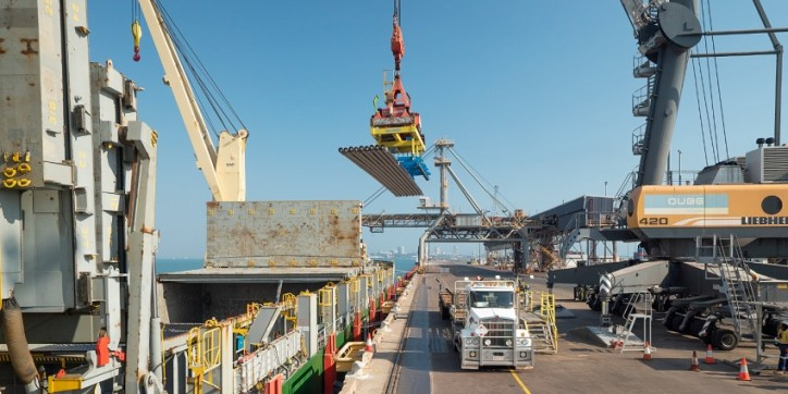 "AAL Shipping Uses ""Vaculift technology"", in Aussie First"