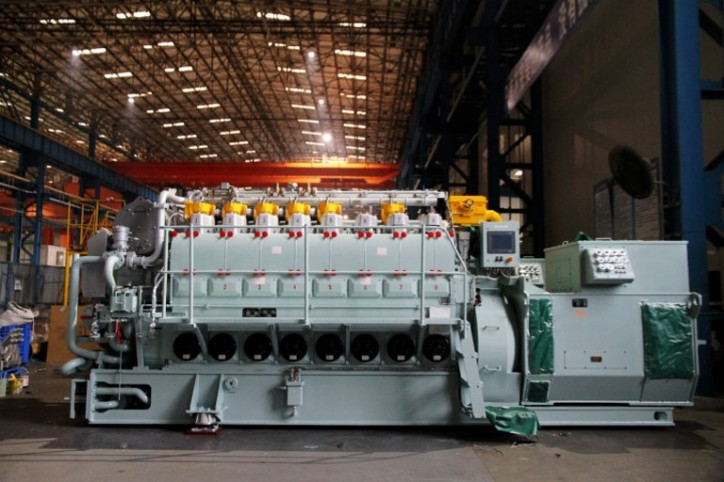 MAN Diesel & Turbo dual fuel engine wins type approval