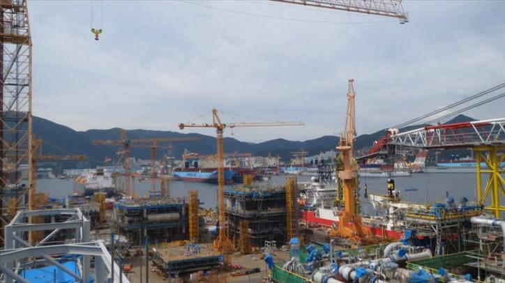 Korean shipbuilders may bag more orders after Saudi oil attack