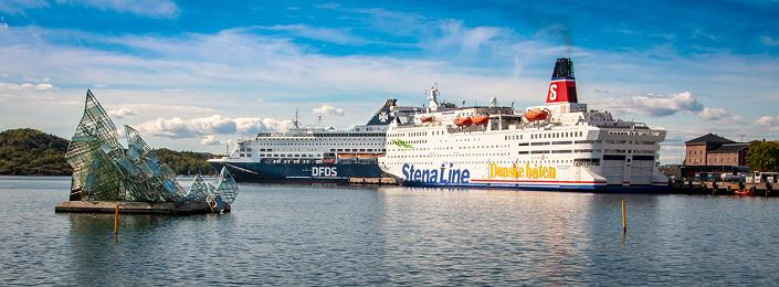 New shore power facility contributes to lower climate gas emissions at Port of Oslo