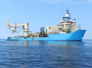 Maersk Supply Service awarded integrated solutions project in Brazil