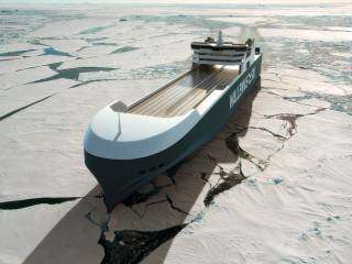 MAN Cryo to Supply Icebreaking RoRos with Fuel Gas Supply System