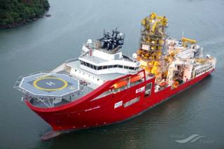 DOF Subsea Awarded Contract For Skandi Vitoria