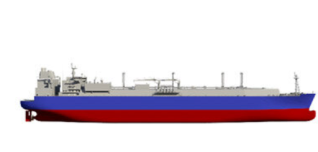 MOL Signs Charter Deals for 4 New LNG Carriers to Serve NOVATEK