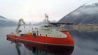 Golden Energy Offshore extends contract with Fugro to the IMR Despina