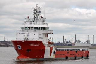 VOS Prelude continues to support Eni operations