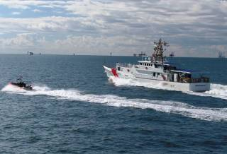 U.S. Coast Guard Awards Four More Fast Response Cutters to Bollinger Shipyards