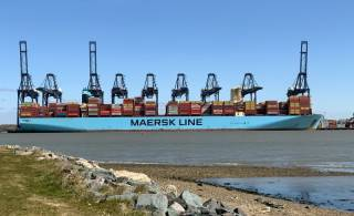 Enhanced deep-water berth for Hutchison Port of Felixstowe