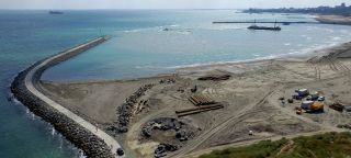 Romanian coastal reinforcement project awarded to Van Oord