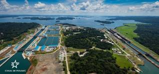 Panama Canal Helps Save the Planet More Than 13 Million Tons of CO2 in 2020