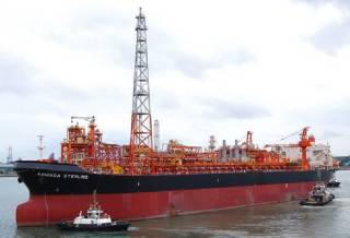India's ONGC Awards 10-Year Charter for Armada Sterling FPSO