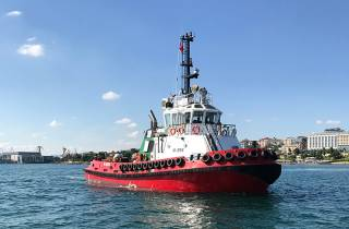 Sanmar Delivers Another Tug to Somaliland Port Authority