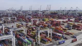 Georgia Ports Authority orders 28 Konecranes container cranes as larger ship traffic grows