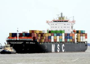 MSC Bolsters Trade Between Southeast Asia and U.S. West Coast with New Sentosa Service