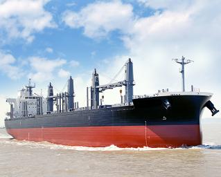 TSUNEISHI Shipbuilding completes its first TESS42 42,000MT bulk carrier