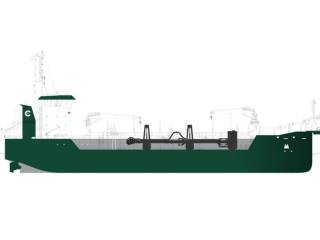 Cashman announces design contract to expand its hopper dredge fleet