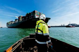 Port of Rotterdam remains operational after stricter government measures
