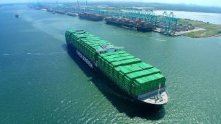 Evergreen Line launches GreenX - An integrated container logistics solution platform