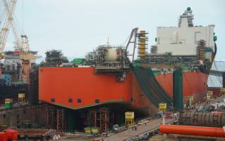Equinor: Welding quality of Johan Castberg hull