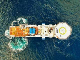 Solstad Offshore announces a new contract for CSV Normand Ocean