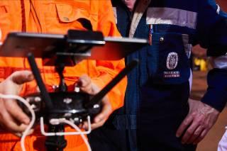 Bureau Veritas proves value of inspection technologies on Oceanbulk ship