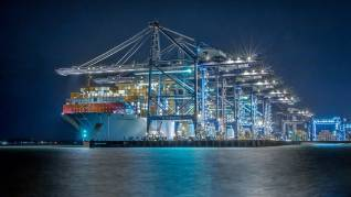 Maersk backs plan to build Europe's largest green ammonia facility