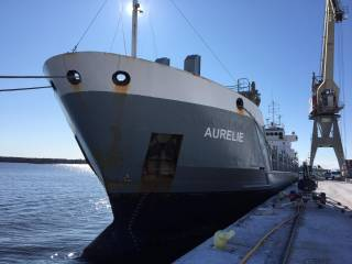 MERIAURA: MV Lottaland and Aurelie have new Owners and names
