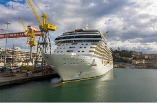 Fincantieri: Production Activities To Be Suspended For Two Weeks