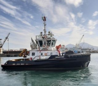 Sanmar: Italy rewarded with improved version of best selling tug