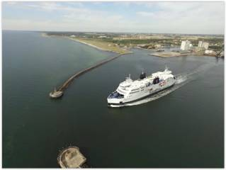 Scandlines: The blue border between Germany and Denmark reopens