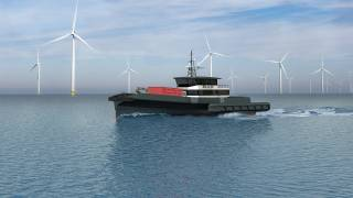 Chartwell and Bar Technologies Collaborate on Next-Generation Offshore Wind CTVS