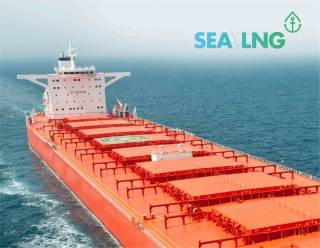SEA-LNG: Strong Return On Investment For LNG Fuelled Ore Carrier
