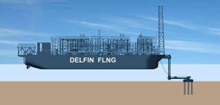 Delfin Announces Completion of FEED for the Delfin Newbuild FLNG Vessel