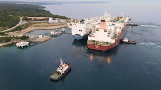 Spotted: Croatia's LNG terminal receives its 10th cargo