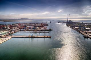Dublin Port Throughput declines by - 10.9% in the six months to June
