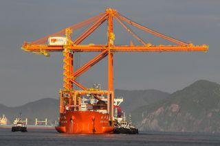ICTSI Mexico beefs up capacity with new cranes
