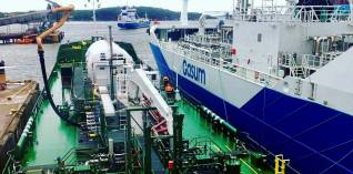 Pavilion Energy and Gasum agree to develop global LNG bunker supply network