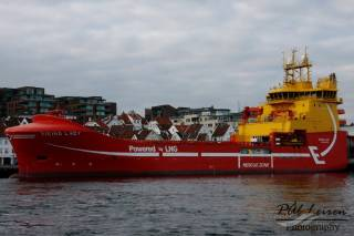 Eidesvik Offshore Announces Contract Award for Viking Lady