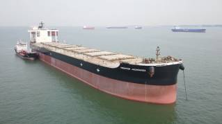 NYK Conducts Trial Use of Biofuel to Advance Decarbonization