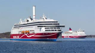Viking Line is the first shipping company in the world to have its Covid-19 management verified by DNV GL