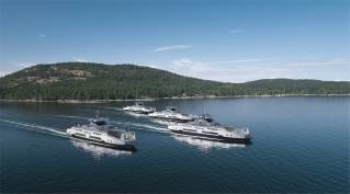 BC Ferries again opts for SCHOTTEL propulsion for Island Class
