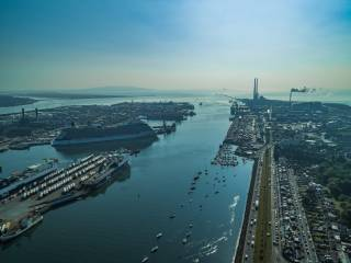 Overall Tonnage Declines In Dublin Port In Q1 2020 By -4.8%