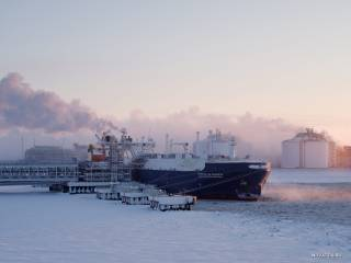 NOVATEK and Shenergy Group Sign SPA for LNG from Arctic LNG 2
