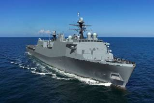Huntington Ingalls Industries Awarded $1.50 Billion Contract for the Construction of LPD 31