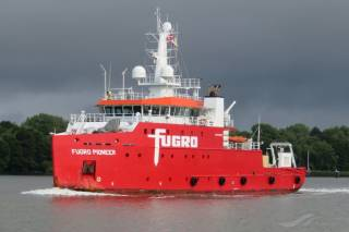 Fugro kicks off major cable route site investigation for Sofia offshore wind farm