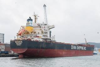 Diana Shipping Inc. Announces Time Charter Contract for mv Maera with Ausca