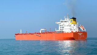 MV Barramundi Successfully Completed Klaveness First Single Point Mooring Operation off West Coast India