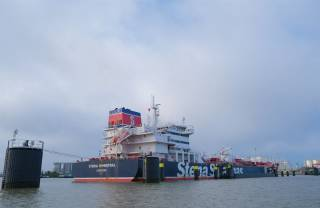 Stena Bulk performs a test running an MR tanker on 100% biofuel (Video)